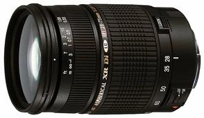 Объектив Tamron SP AF 28-75mm f/2.8 XR Di LD Aspherical (IF) (A09NII) Nikon F