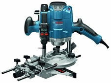 Фрезер BOSCH GOF 1250 LCE Professional + L-Boxx