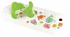 Коврик для ванны cо съемным стульчиком Happy Baby Sea Life Plus 34009