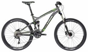 Горный (MTB) велосипед TREK Fuel EX 6 26 (2014)