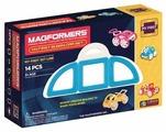 Магнитный конструктор Magformers My First 63146 Голубой багги