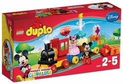 Конструктор LEGO Duplo 10597 День рождения Микки и Минни