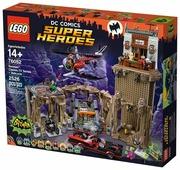 Конструктор LEGO DC Super Heroes 76052 Пещера Бэтмена