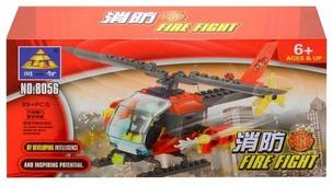 Конструктор Kazi Fire Fight 8056