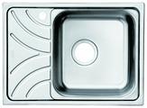 Врезная кухонная мойка IDDIS Arro ARR60SRi77