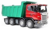 Грузовик Bruder Scania (03-550) 1:16 54 см
