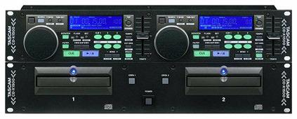 DJ CD-проигрыватель Tascam CD-X1500