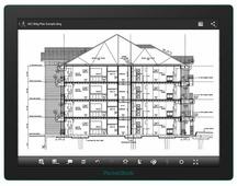 Электронная книга PocketBook CAD Reader