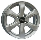 Колесный диск Tech-Line 408 5.5x14/4x100 D56.1 ET45 S