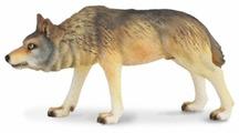 Фигурка Collecta Волк охотящийся 88342