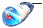 Мышь NeoDrive Жидкая с рыбками USB