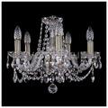 Bohemia Ivele Crystal 1402/5/141/Pa, E14, 300 Вт