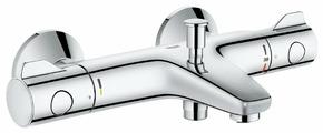 Термостатический двухрычажный смеситель для ванны с душем Grohe Grohtherm 800 34576000