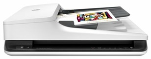 Сканер HP ScanJet Pro 2500 f1