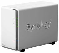 Сетевой накопитель (NAS) Synology DS216j