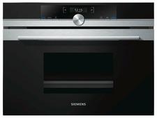 Пароварка Siemens iQ700 CD634GBS1