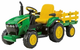 Peg-Perego Автомобиль John Deere Ground Force