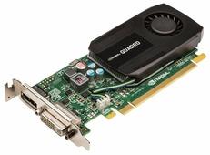 Видеокарта Lenovo Quadro K600 PCI-E 2.0 1024Mb 128 bit DVI