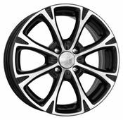 Колесный диск K&K Блюз-оригинал 6x15/4x100 D60.1 ET50 Алмаз черный