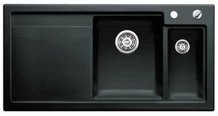 Врезная кухонная мойка Blanco Axon II 6S 100х51см керамика