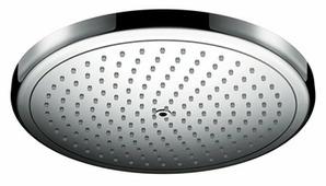 Верхний душ встраиваемый hansgrohe Croma 280 26220000 хром