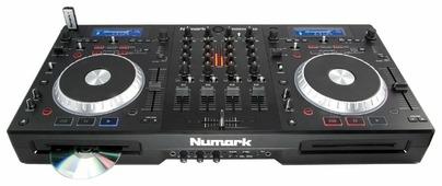 DJ CD-проигрыватель Numark MIXDECK QUAD