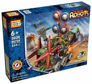 Электромеханический конструктор LOZ Ox-Eyed Robots 3030