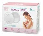 ROXY-KIDS Впитывающие прокладки для груди Home & Travel