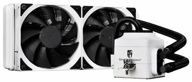 Кулер для процессора Deepcool Captain 240 EX White