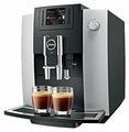 Кофемашина Jura E6 Platin