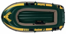 Надувная лодка Intex Seahawk-200 (68346)