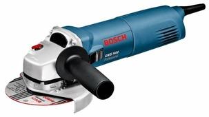 УШМ BOSCH GWS 1400, 1400 Вт, 125 мм