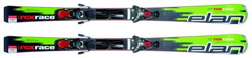 Горные лыжи Elan RCX Race Plate