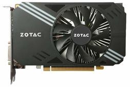 Видеокарта ZOTAC GeForce GTX 1060 1506Mhz PCI-E 3.0 3072Mb 8000Mhz 192 bit DVI HDMI HDCP