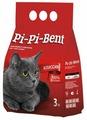 Комкующийся наполнитель Pi-Pi-Bent Классик 3 кг