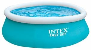 INTEX 28101 Бассейн Easy Set 183х51см, 886л, от 3лет, упак.2