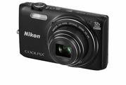 Фотоаппарат Nikon Coolpix S6800