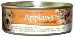 Корм для собак Applaws курица, утка 156г