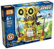 Электромеханический конструктор LOZ Robotic Jungle 3011