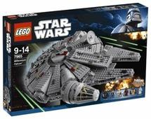 Конструктор LEGO Star Wars 7965 Сокол Тысячелетия