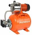 Насосная станция PATRIOT PW 850-24 INOX (850 Вт)
