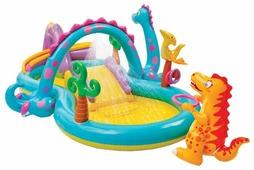 Игровой центр Intex Dinoland Play Center 57135