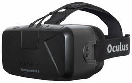 Очки виртуальной реальности Oculus Rift DK2