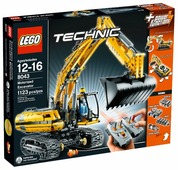 Электромеханический конструктор LEGO Technic 8043 Моторизированный экскаватор
