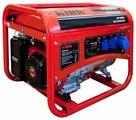 Бензиновый генератор KIRK K8000 (6000 Вт)