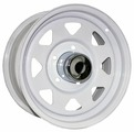 Колесный диск Trebl Off-road 01 8x15/6x139.7 D108.7 ET-16 White