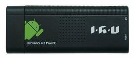 Медиаплеер iRu R2 RK3066