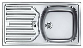 Врезная кухонная мойка FRANKE ETL 614
