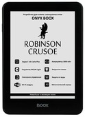 Электронная книга ONYX BOOX Robinson Crusoe