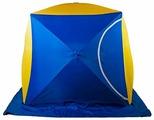 Палатка СТЭК Куб 2 двухслойная